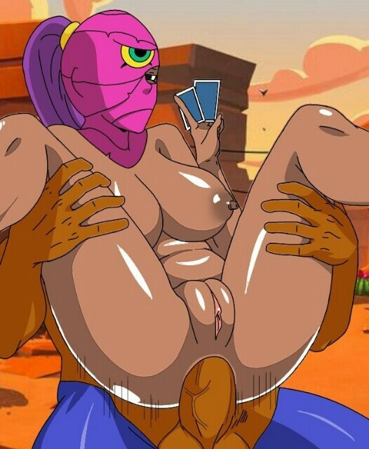 Порно Бравл Старс (17)